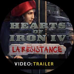 Comprar Hearts of Iron 4 La Resistance CD Key Comparar Precios