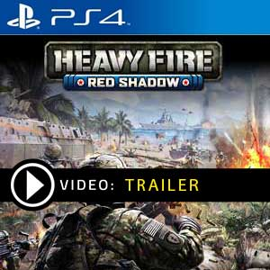 Heavy Fire Red Shadow PS4 Prices Digital or Box Edition