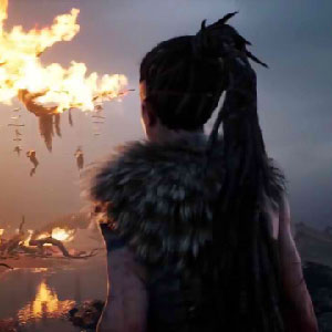 Senuas - un guerrero Celta roto