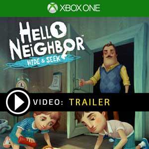 Comprar Hello Neighbor Hide and Seek Xbox One Barato Comparar Precios