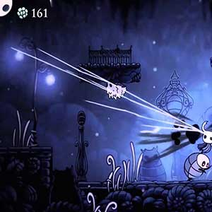 Ataque del Hollow Knight