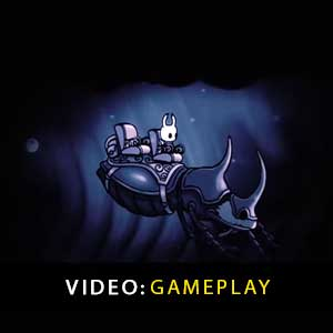 Video de juego de Hollow Knight