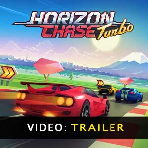 Horizon Chase Turbo Vídeo del tráiler