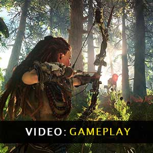 Horizon Zero Dawn Video de juego