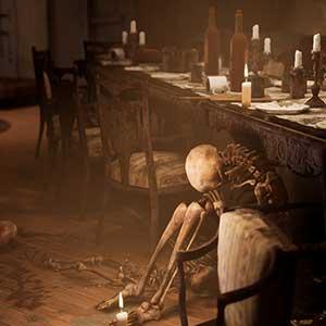 HORROR TALES The Wine Esqueletos