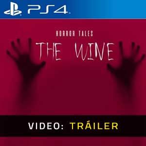 HORROR TALES The Wine PS4 Vídeo Del Tráiler