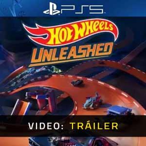 HOT WHEELS UNLEASHED PS5 Vídeo Del Tráiler