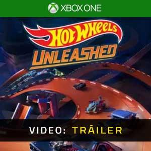 HOT WHEELS UNLEASHED Xbox One Vídeo Del Tráiler