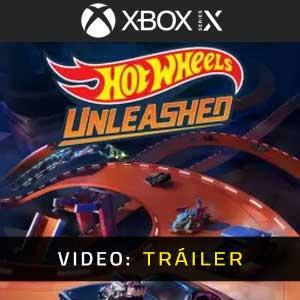 HOT WHEELS UNLEASHED Xbox Series X Vídeo Del Tráiler