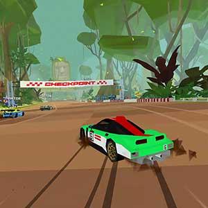 Hotshot Racing - Punto de control