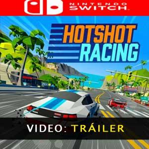 Hotshot Racing Nintendo Switch Video dela campaña
