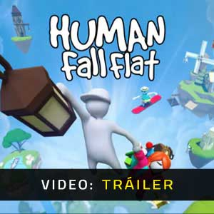Human Fall Flat Video dela campaña
