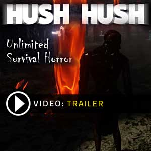 Comprar Hush Hush Unlimited Survival Horror CD Key Comparar Precios