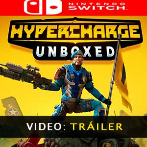 HYPERCHARGE Unboxed Video dela campaña