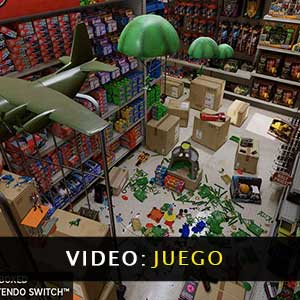 HYPERCHARGE Unboxed Video del juego