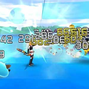 Hyperdimension Neptunia U Action Unleashed Gameplay