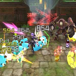 Hyperdimension Neptunia U Action Unleashed Lucha