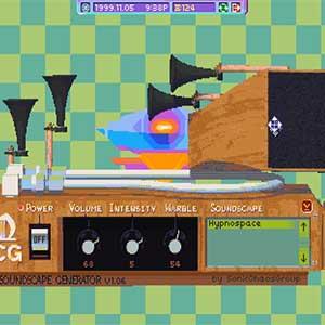 Hypnospace Outlaw Soundscape Generator