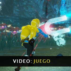 Hyrule Warriors Age of Calamity Videojuegos