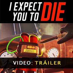 I Expect You To Die Video dela campaña