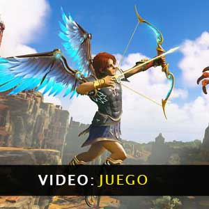 IMMORTALS FENYX RISING Video de juego