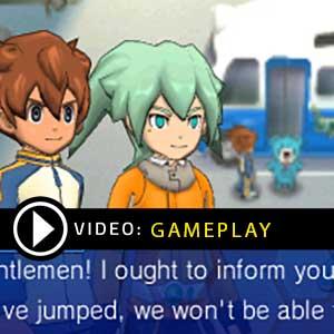 Inazuma Eleven GO Chrono Stones Wildfire Gameplay Video