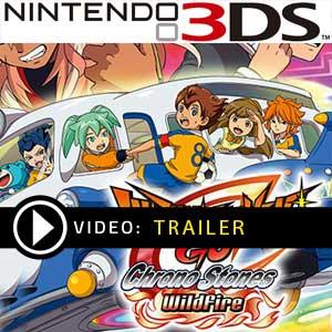 Inazuma Eleven GO Chrono Stones Wildfire Nintendo 3DS Prices Digital or Box Edition