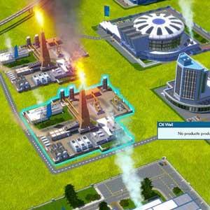 El futuro de las tecnologías de los edificios de producción