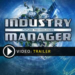Comprar Industry Manager Future Technologies CD Key Comparar Precios