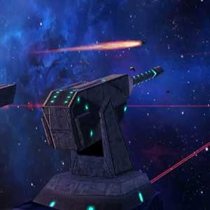 Batalla espacial en Infinium Strike