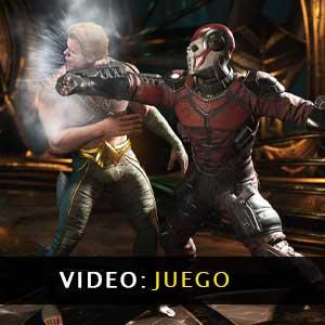 Injustice 2 vídeo de juego