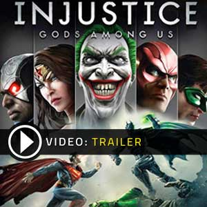 Descargar Injustice Gods Among Us - PC key Steam