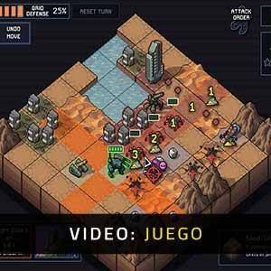 Into the Breach Video del juego