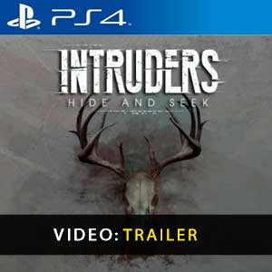 Intruders Hide and Seek PS4 Digital or Box Edition