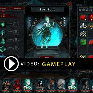 Iratus Lord of the Dead Gameplay Video