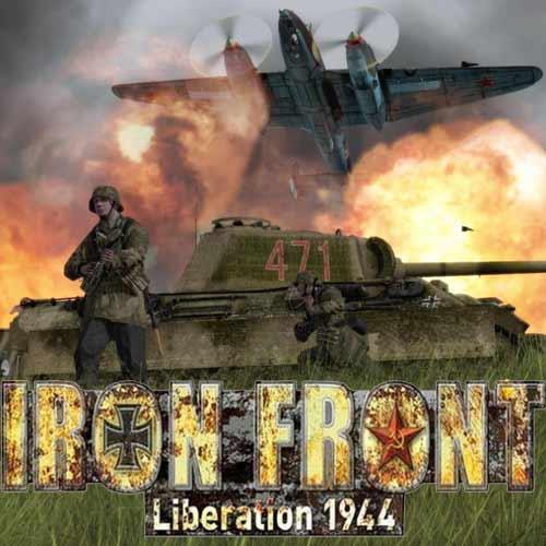 Comprar clave CD Iron Front Liberation 1944 y comparar los precios