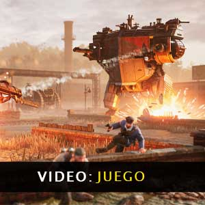 Iron Harvest Vídeo del juego