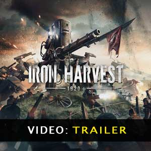 Iron Harvest Video Trailer