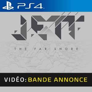Jett the Far Shore PS4 Vídeo En Tráiler