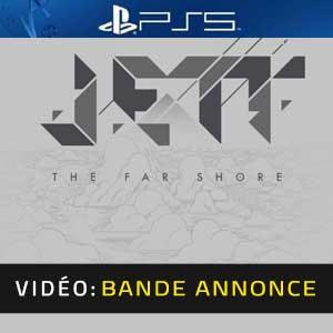 Jett the Far Shore PS5 Vídeo En Tráiler