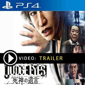 Comprar Judge Eyes Shinigami No Yuigon PS4 Barato Comparar Precios