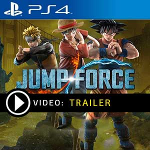 Comprar Jump Force PS4 Barato Comparar Precios