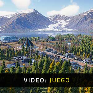 Jurassic World Evolution 2 Vídeo Del Juego