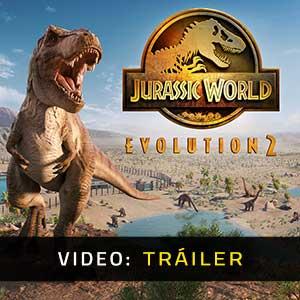 Jurassic World Evolution 2 Vídeo En Tráiler