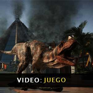 Jurassic World Evolution Vídeo del Juego