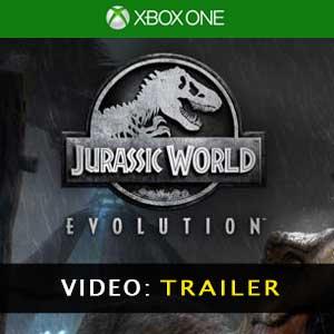 Jurassic World Evolution Xbox One Vídeo del tráiler