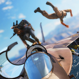 Just Cause 3 Avion Paseo
