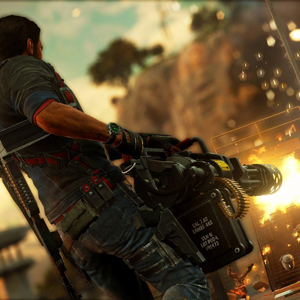 Just Cause 3 Xbox One Arma