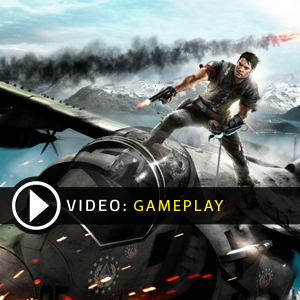 Just Cause 3 PS4 Gameplay Video