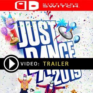 Just Dance 2019 Nintendo Switch Precios Digitales o Edición Física